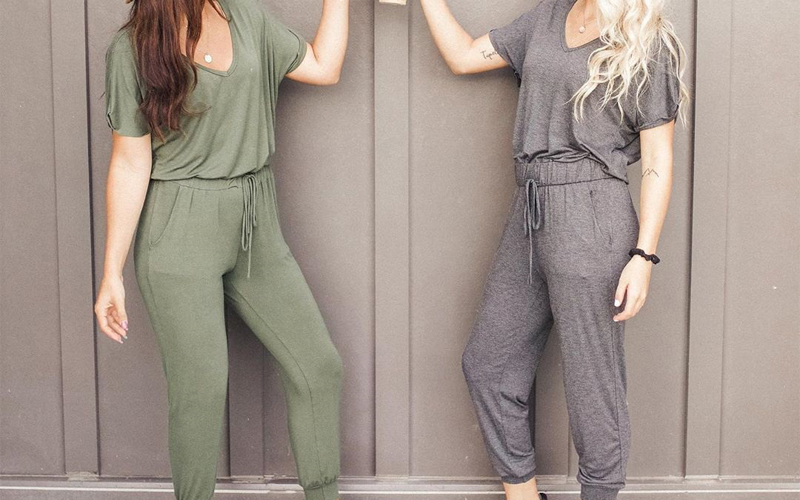 JUMPSUITS- THE NEW WARDROBE STAPLE