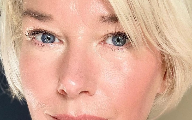 How to reduce the appearance of wrinkles on dry skin?