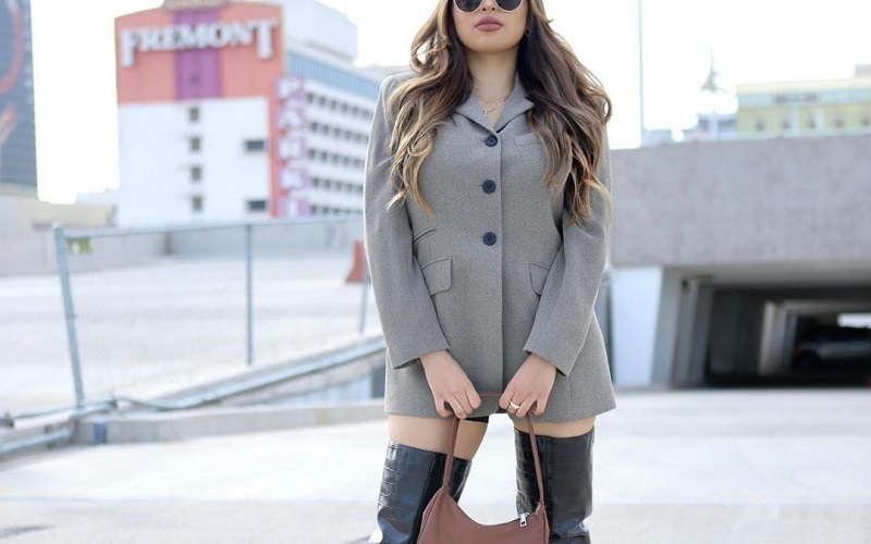 Best Edgy Sophisticated Outfits To Wear On A Date